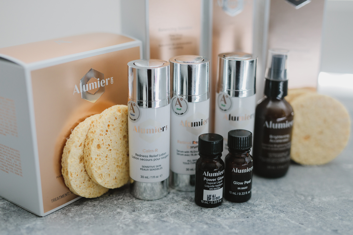 Allumier - Customized Advance Peels